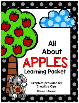 All About Apples Learning Packet