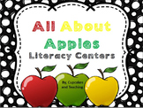 All About Apples Literacy Centers: