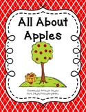 All About Apples Literacy & Math Activities