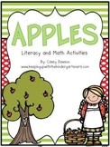 All About Apples! (Literacy, Math and More!)
