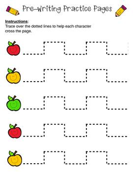 All About Apples MEGA Pack Bundle {SAVE 20%}