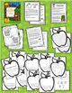 All About Apples- Math, Science, and Literacy Activities (