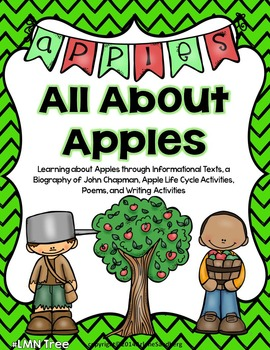 All About Apples: Reading and Writing Unit