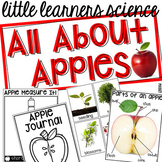 All About Apples - Science for Little Learners (preschool, pre-k, & kinder)