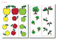 All About Apples Sorting and Color Matching Independent Work Station
