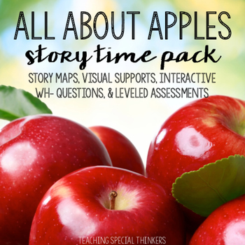 STORY TIME PACK: APPLES