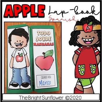 All About Apples / Todo Sobre Manzanas Lap-Book