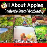 All About Apples Write The Room Vocabulary