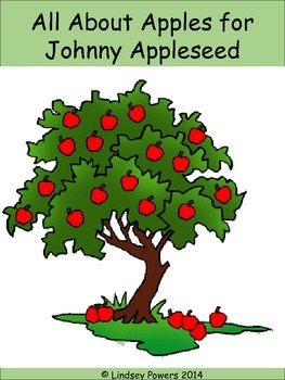All About Apples for Johnny Appleseed