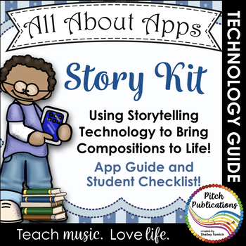 All About Apps: Story Kit - Bring your student's stories a