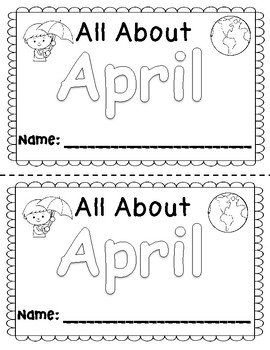 All About April Reader