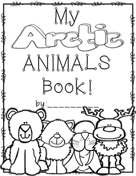 All About Arctic Animals (100 pages of crafts, writing activities, text, & v