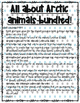 All About Arctic Animals (100 pages of crafts, writing act