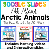 All About Arctic Animals Google Slides