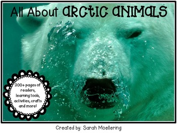 All About Arctic Animals! (Nonfiction research on 5 arctic animals)