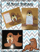 All About Arctic Animals-Walrus (crafts, writing, vocabulary, and more!)