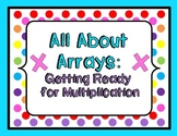 All About Arrays {Getting Ready for Multiplication}