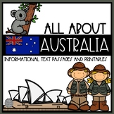 All About Australia: A Country Study