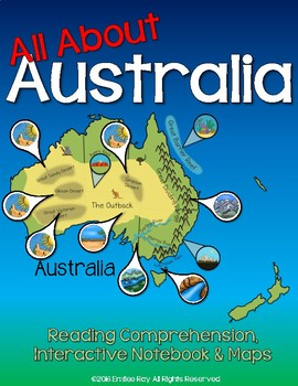All About Australia Set