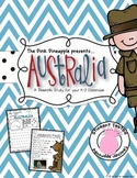 All About Australia for the K-2 Classroom