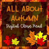 All About Autumn Close Read