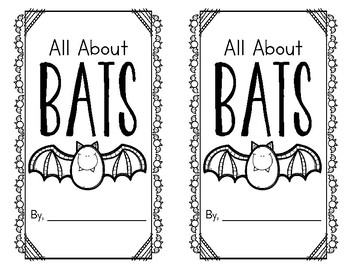 All About BATS Booklet