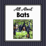 All About Bats- Animal Science