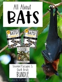 All About Bats BUNDLE: Leveled Passages A - M and Leveled