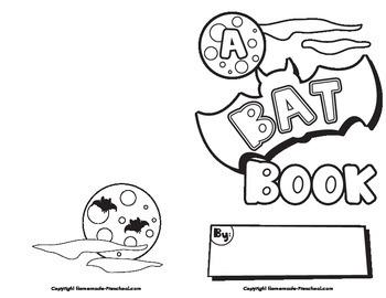 Halloween: All About Bats Book