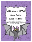 All About Bats Emergent Reader