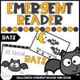 All About Bats Emergent Reader Mini Book