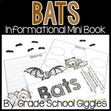 All About Bats Mini Book