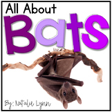 All About Bats Unit
