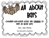 All About Bats - Using Non-fiction and Stellaluna