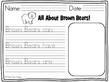 All About Bears!