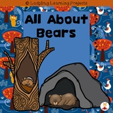 All About Bears - Mega Bundle About Bears and Hibernation