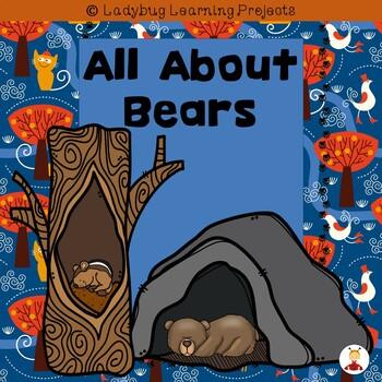 All About Bears - Mega Bundle About Bears and Hibernation