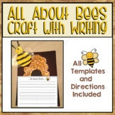 All About Bees Craft & Writing