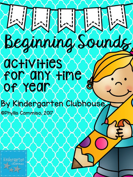 All About Beginning Sounds