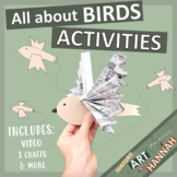All About Birds Unit: Activities, Crafts & More!