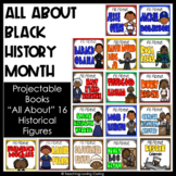 All About Black History Bundle: 12 Historical Figures in B