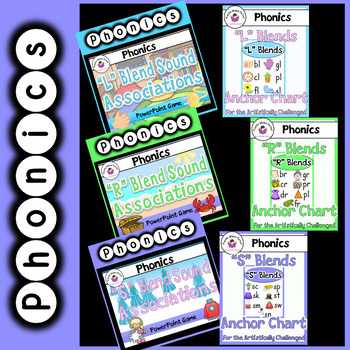 Blends Sound Associations and Anchor Charts