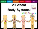 Human Body Systems: All About