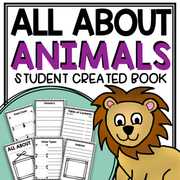 All About Book- All About Animals