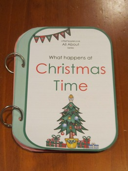 All About Book - Christmas Time