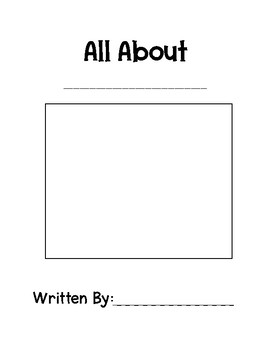 All About Book (Non-Fiction Writing)