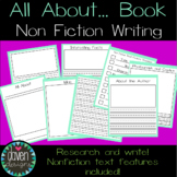 All About Book- Nonfiction writing