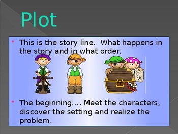 Story Elements and Genre Study