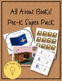 All About Books Pre-K Pack