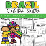 All About Brazil - Country Study